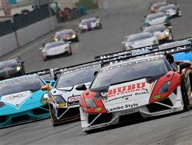 2014 Lamborghini Blancpain Super Trofeo Asia Series kicks-off in Sepang
