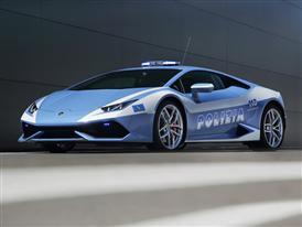 Huracán LP610-4 Polizia 1