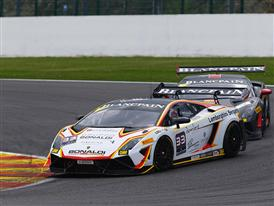Super Trofeo SPA Day 1 Piscopo Pavlovic