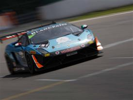 Super Trofeo SPA Day 1 Pellegrinelli