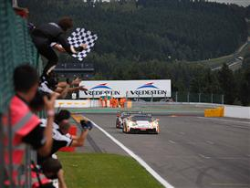 Super Trofeo SPA Day 1 Arrival (3)
