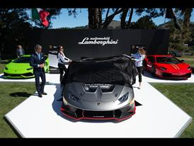Lamborghini Huracan LP 620-2 Super Trofeo Unveiling