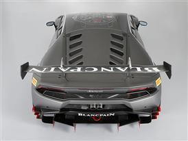 Huracán LP 620-2 Super Trofeo Rear