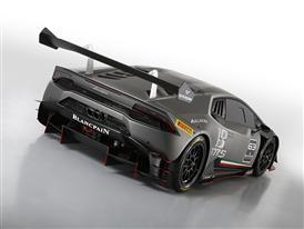Huracán LP 620-2 Super Trofeo 3-4 Rear