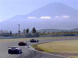The Raging Bull Comes to Japan's Storied Racing Ground – The Legendary Fuji Speedway