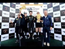 Special recognition of Emperor Racing Team