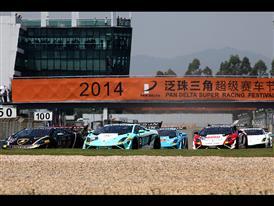 Pan Delta 2014 and Lamborghini