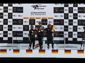 Day 1 Nurburgring All Classes Winners