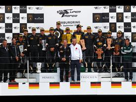 Day 1 Nurburgring Family Picture