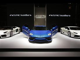 New Lamborghini Asterion LPI 910-4 at the 2014 Paris Mondial de L'Automobile 15