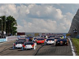 Lamborghini Blancpain Super Trofeo 1