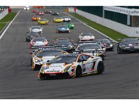 Lamborghini Blancpain Super Trofeo 2