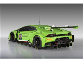 Lamborghini Huracan GT3 Rear