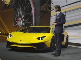 New Lamborghini Aventador LP 750-4 Superveloce – Worldwide Premiere 2