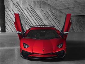 Lamborghini Aventador LP 750-4 Superveloce