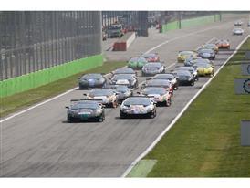 Lamborghini Blancpain Super Trofeo Monza 2014