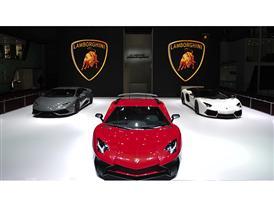 Lamborghini Aventador LP 750-4 Superveloce at 2015 Auto Shanghai