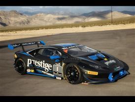 North American Teams begin preparation at Spring Mountain for Lamborghini Blancpain Super Trofeo Opener