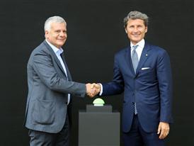 Ministro Gian Luca Galletti - Stephan Winkelmann