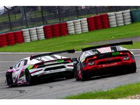 Lamborghini Huracan rear Shanhai