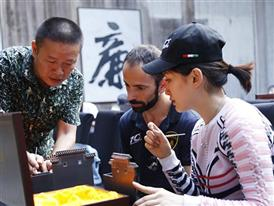 Anhui Stone Carving Experience