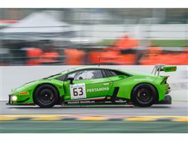 Lamborghini Huracan GT3 Side