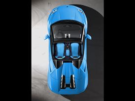 New Lamborghini Huracán LP 610-4 Spyder Top