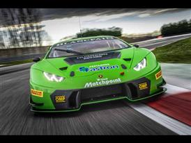 Lamborghini Huracán GT3 to make North  American  GT3 racing debut in 2016