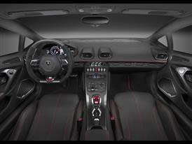 Huracán LP 580-2 Interior Wide-HD