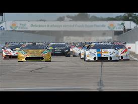 LBST Europe Race 1 start