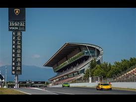 Lamborghini Accademia Barcellona