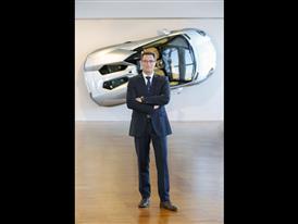Werner Neuhold, new Lamborghini CFO