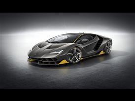 Lamborghini Centenario 3-4 Front 2