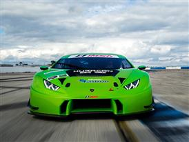 It's a first - six Lamborghini Huracán GTDs enter the 64th 12 Hours of Sebring