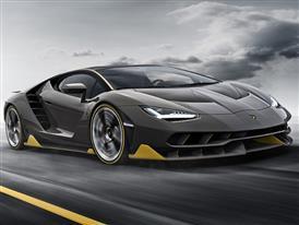 Lamborghini Centenario Dynamic Front