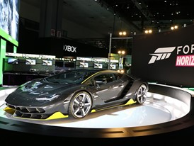 Lamborghini Centenario on display at E3 - Forza Horizon3
