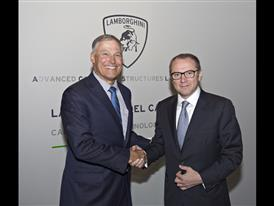 Jay Inslee and Stefano Domenicali