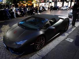County of Milan e Collezione Automobili Lamborghini 5