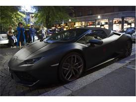 County of Milan e Collezione Automobili Lamborghini 6