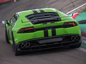 3 new aftersales kits for Huracan 2