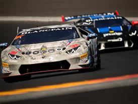 Lamborghini Blancpain Super Trofeo 3