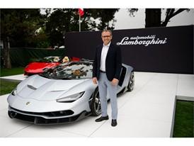 Stefano Domenicali, CEO, Automobilil Lamborghini