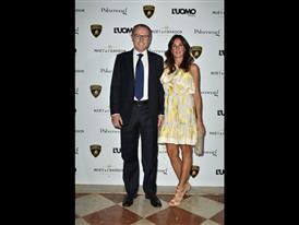 033 Stefano Domenicali;Silvia Colombo DAN 5684