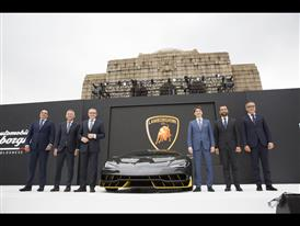 Lamborghini Day, Tokyo 2016 (1)