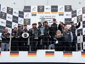 LBSTE NÜRBURGRING RACE 1 WINNERS