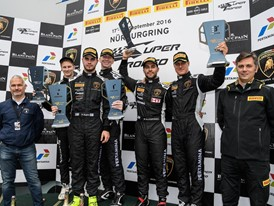 LBSTE NÜRBURGRING - RACE 2 - PODIUM PRO