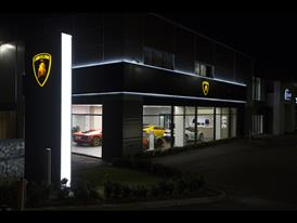 EXTERIOR NEW dealer by night totem