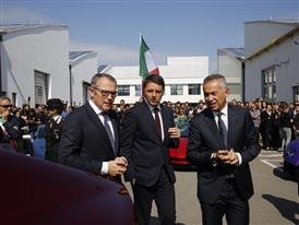 S. Domenicali, M. Renzi and M. Reggiani