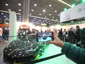 Exposition of the Lamborghini Centenario at MGW