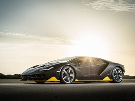 Lamborghini Centenario NTC 5